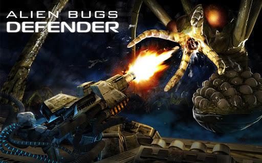 Alien Bugs Defender lite
