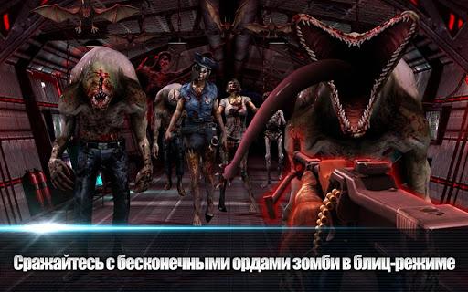 Игра Gun Zombie 2 для планшетов на Android
