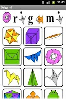 Screenshot of Origami