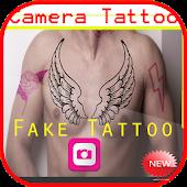 Easy Fake Tattoo