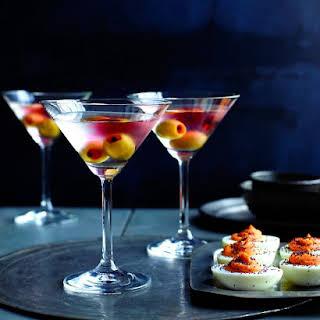 Eyeball Martini.