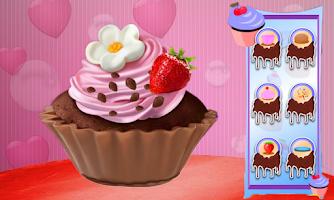 Screenshot of Cupcake - cake maker