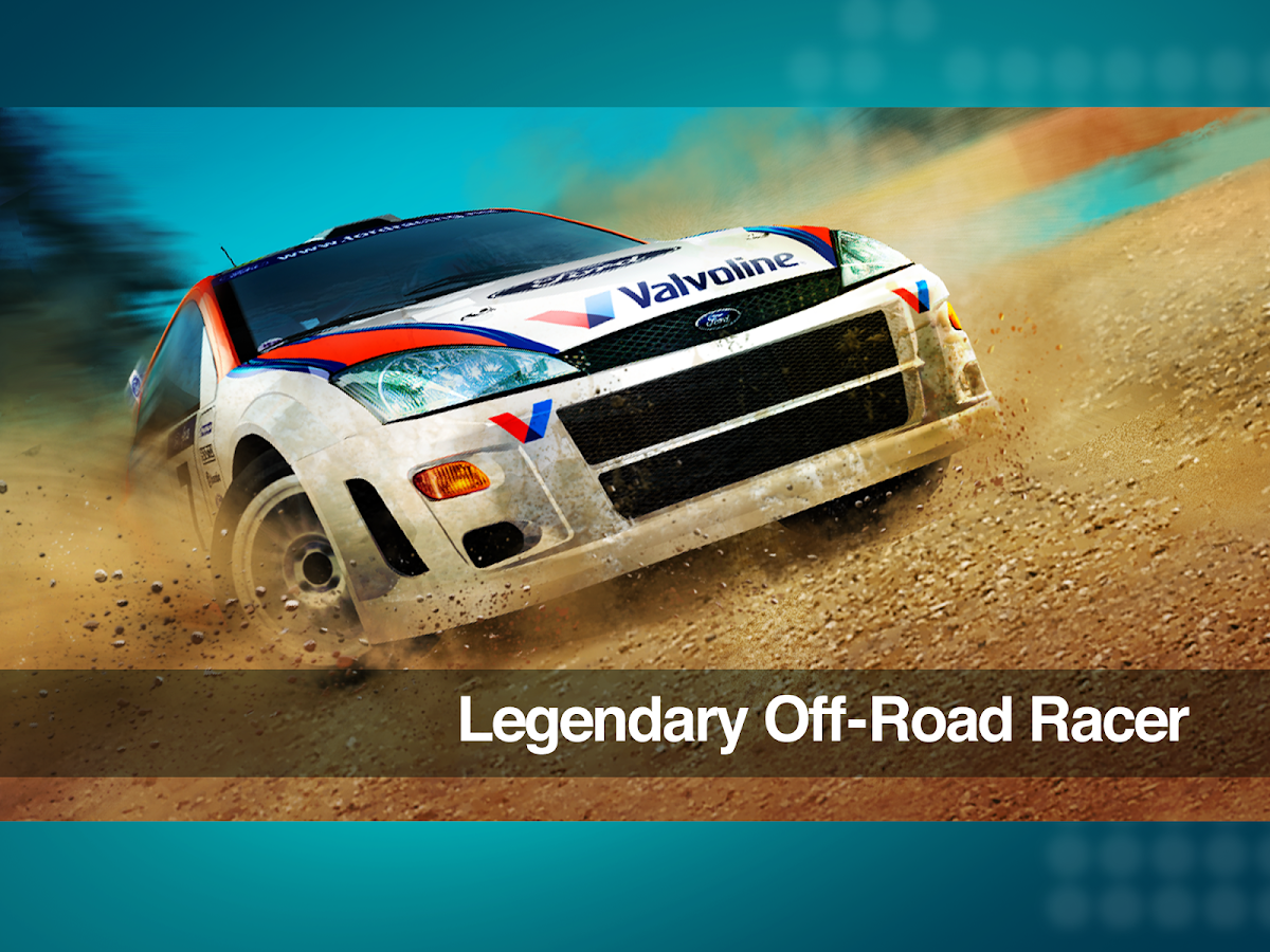 Colin McRae Rally- screenshot