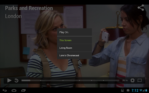 Hulu Plus - screenshot thumbnail