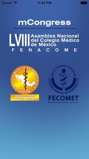 LVIII Asamblea FENACOME