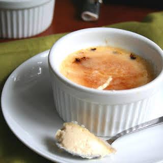 Greek Yogurt Crème Brulee.