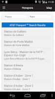 Screenshot of AT&T Passport℠