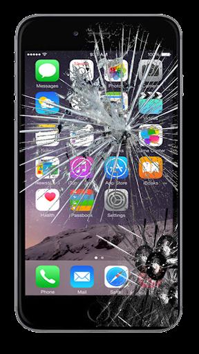 مقلب تكسير شاشة الهاتف