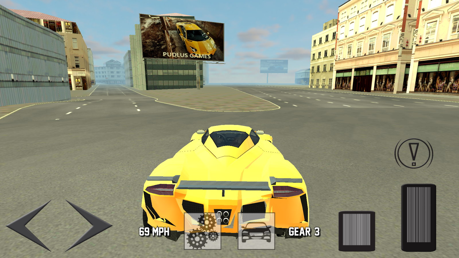 Luxury Car Driving 3D- screenshot