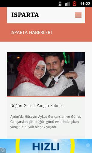 Isparta Haber