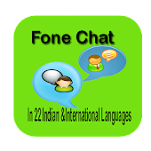 Fone Chat-Multi Lingual App