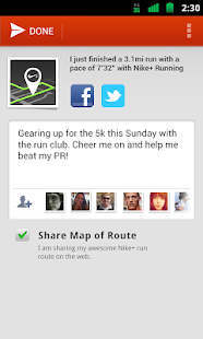 Nike+ Running Screenshot 7