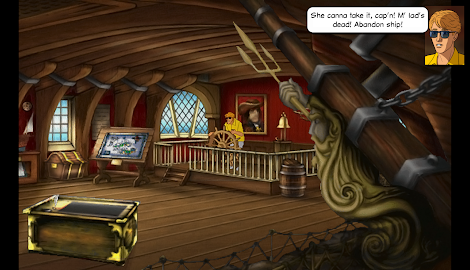 Broken Sword 2: Remastered Screenshot 24
