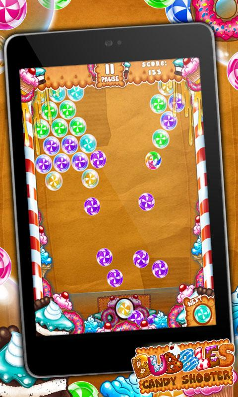 Bubbles Candy Shooter- screenshot
