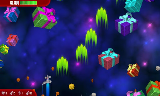 Chicken Invaders 3 Xmas 1.27ggl screenshots 2