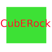 CubERock demo