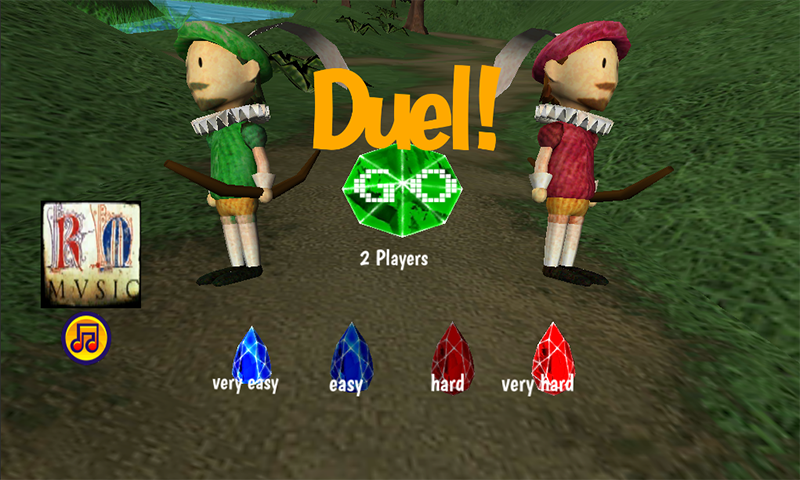Duel- screenshot