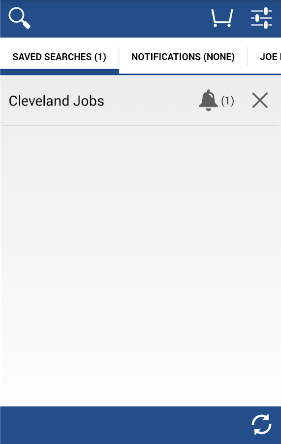Local Job Search- screenshot