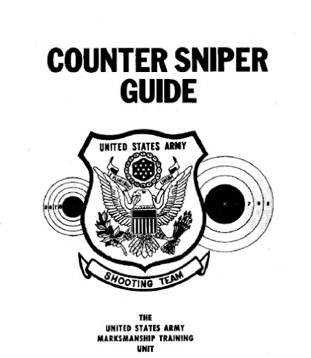 US Army Counter Sniper Guide