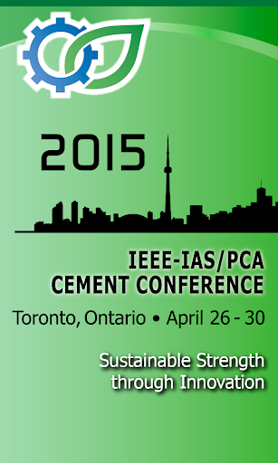 IEEE-IAS PCA Cement Conference