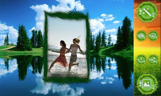 Příroda Fotorámečky - náhled