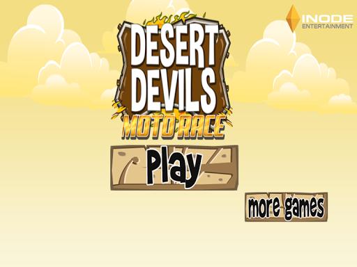 Desert Devils Moto Race