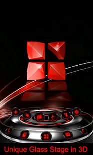 Kromium Red Theme icon pack- screenshot thumbnail