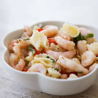 Shrimp Pasta Salad.
