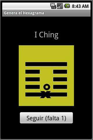 Oráculo Chino I Ching- screenshot