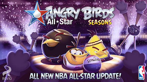 Angry Birds Seasons Screenshot 1