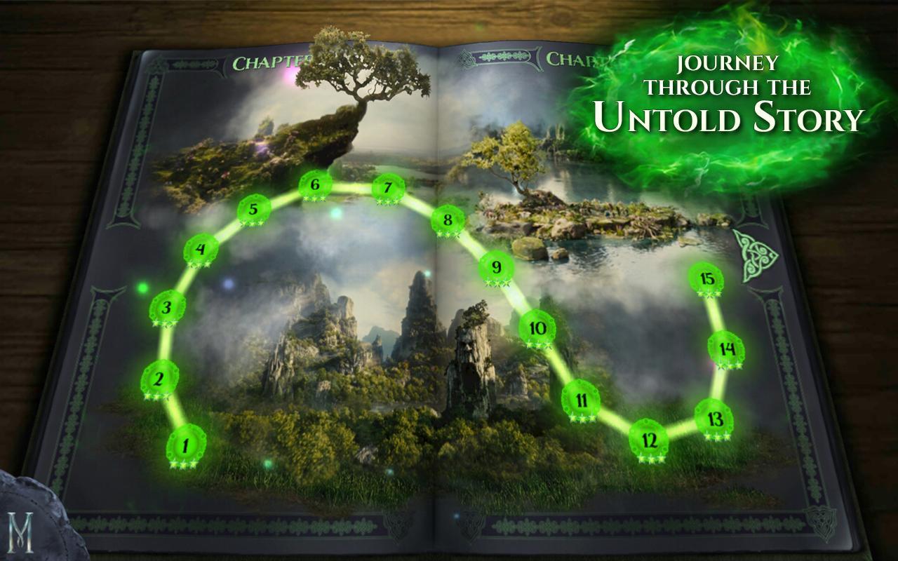 Maleficent Free Fall screenshot #11