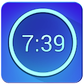 Neon Alarm Clock Free APK for Blackberry