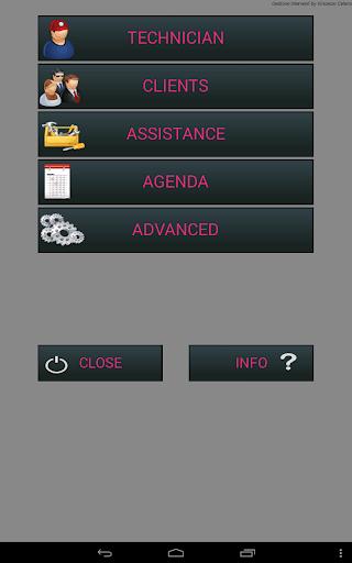 Tech Service Manager Plus
