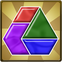 Puzzle Inlay Lost Shapes icon