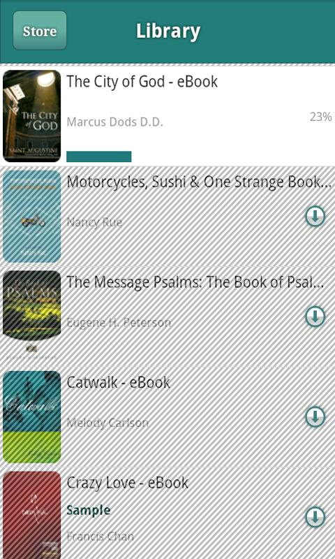 CBDReader- screenshot