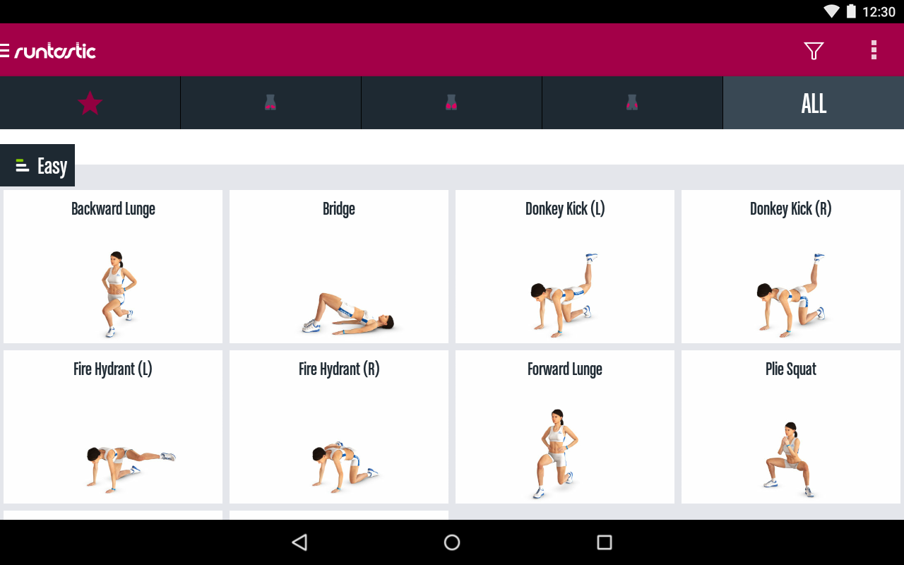Runtastic Butt Trainer Workout Android Apps On Google Play