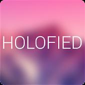 Holofied - CM11 Theme