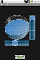 Screenshot of 3D Level