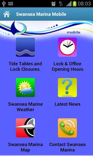 Swansea Marina Mobile