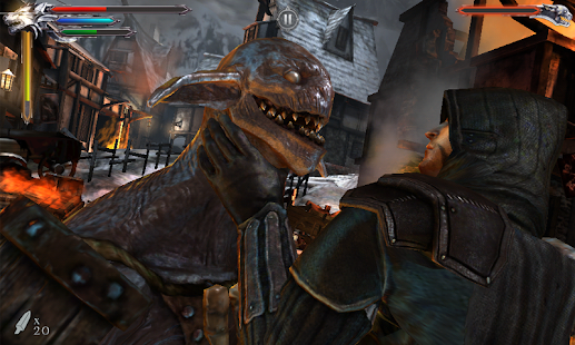 Joe Dever's Lone Wolf Screenshot 25