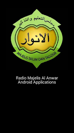 Majelis Al Anwar Apps