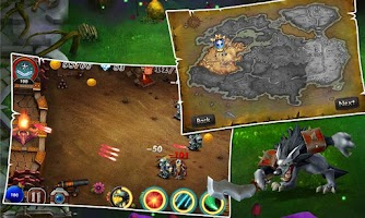 Screenshot of Kill Devils - Free Game