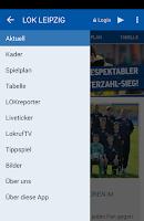 Screenshot of 1. FC Lokomotive Leipzig