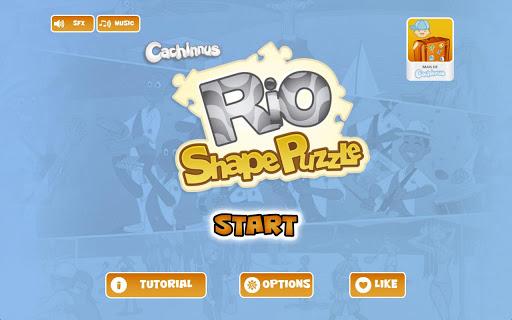 Rio Shape-Puzzle