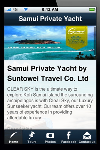 Samui Private Yacht