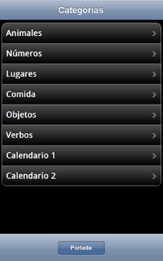 Palabras Wolof (free) - screenshot
