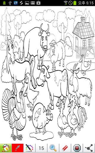 玩教育App|可愛的動物圖畫書(兒童嬰兒)免費|APP試玩