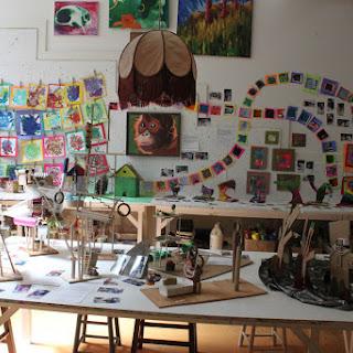 Spring Art Show 2013