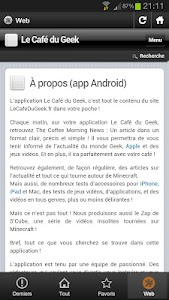 Le Café Du geek screenshot 3