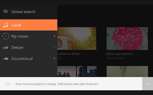 edjing Premium - DJ Mix studio - screenshot thumbnail